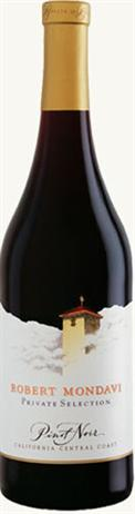 Robert Mondavi Winery Pinot Noir Private Selection